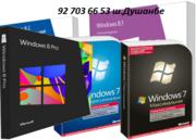 Профессиональная установка Windows XP,  7,  8,  8.1,  10 + антивирус+ прог